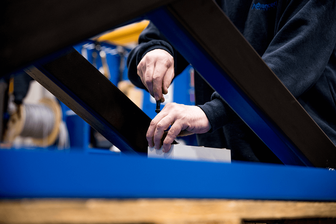 Scissor Lift Tables, Bespoke or Standard Design | Advanced Handling