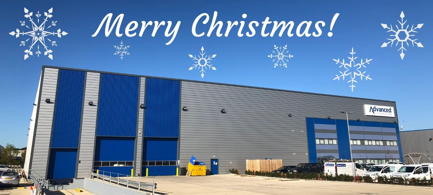 Christmas at Advanced Handling