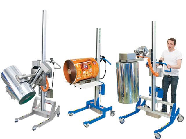AH Pronomic Roll Handling Devices
