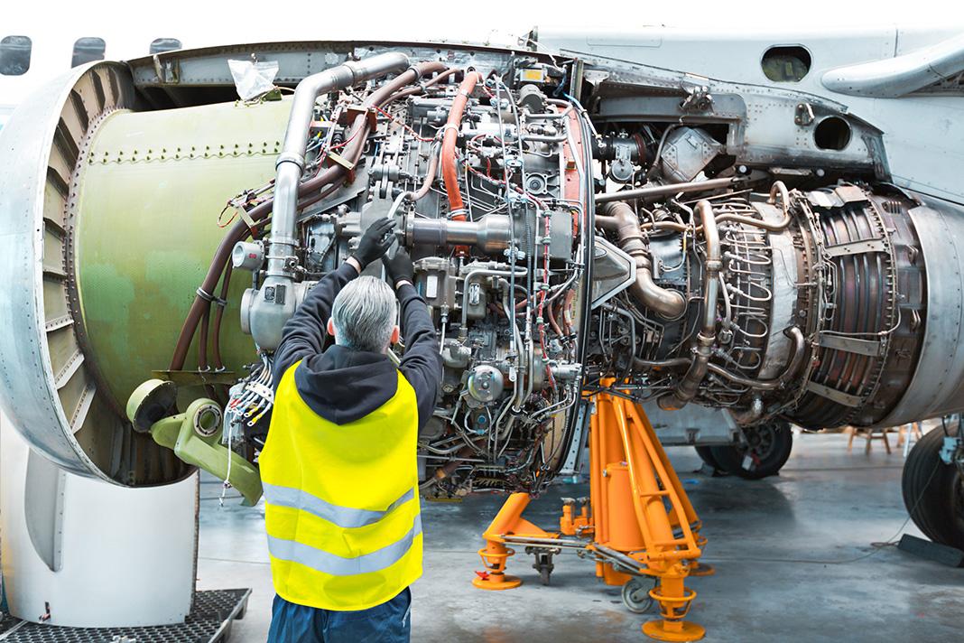 Aerospace Aeronautical industry Lifting and handling