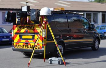 ABA Surveying Vehicle Camera